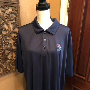 Amazing World of Golf Polo XXL
